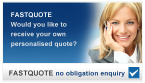 FASTQUOTE: Would you like to receive your own personalised quote?