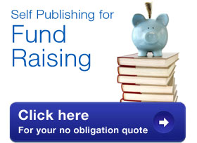 Self Publishing for Fund Raising